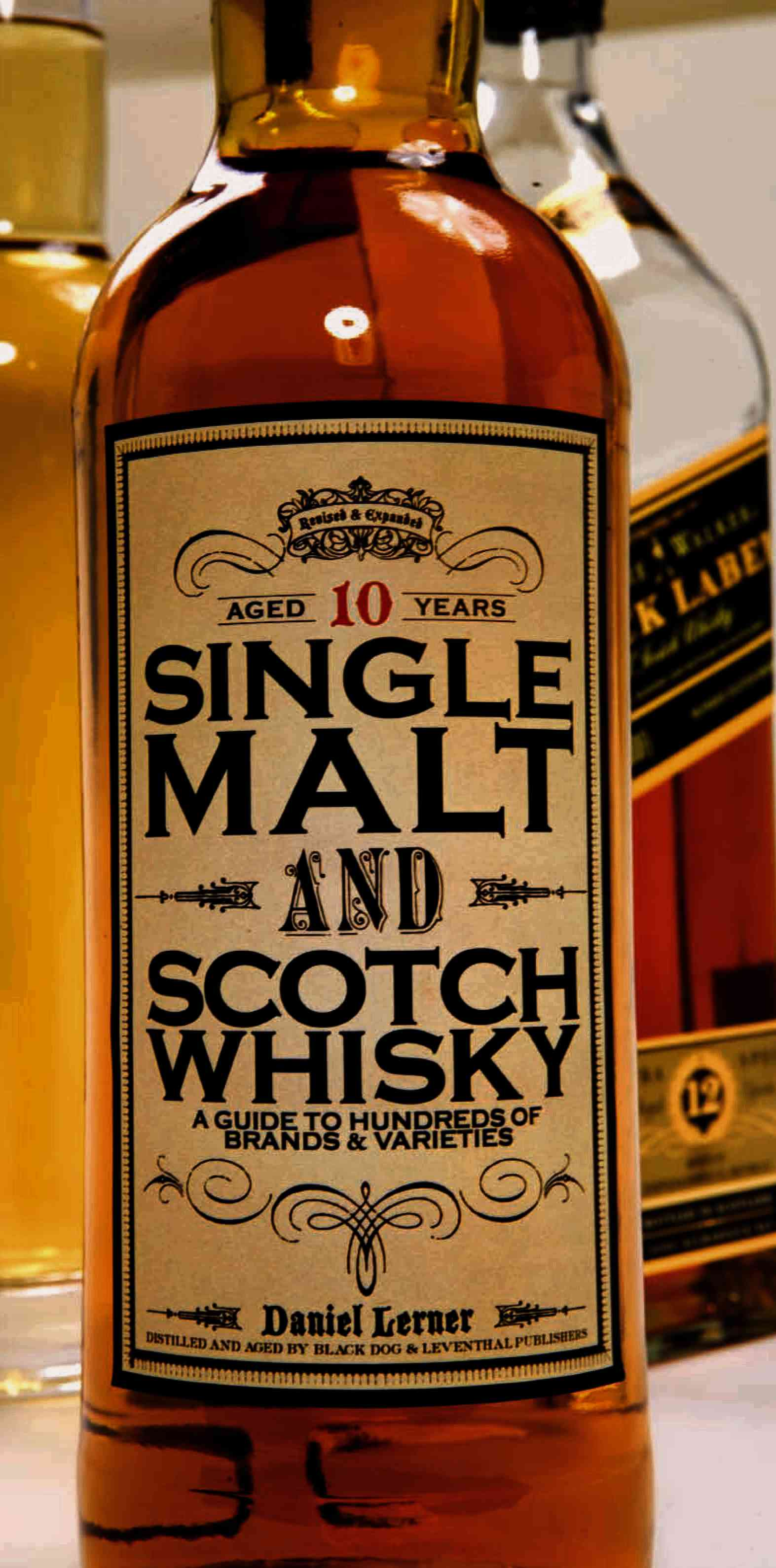 Single Malt and Scotch Whisky By Lerner, Daniel